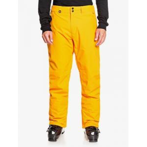 Snowboardové kalhoty Quiksilver ESTATE PT FLAME ORANGE