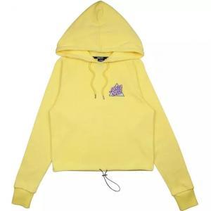 Mikina Santa Cruz Not A Dot Hood Pastel Yellow