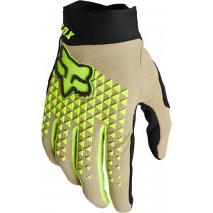 Cyklistické rukavice Fox Defend Glove Stone