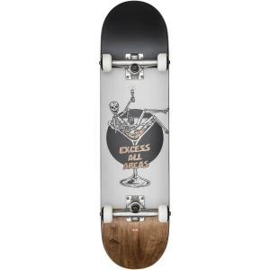 Skateboardový komplet Globe G1 Excess White/Brown
