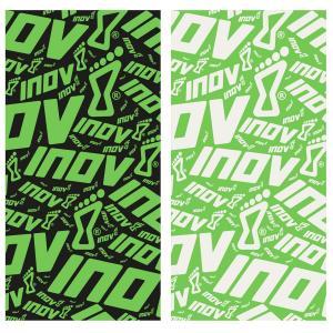 Nákrčník Inov-8 WRAG 31 black/green, green/white