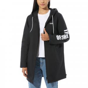 Kabát Vans ALLI II WINDBREAKER Black