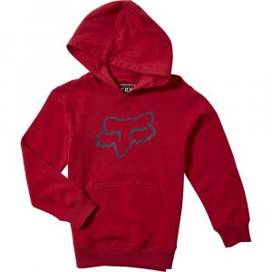 Mikina Fox Youth Legacy Pullover Fleece Chilli