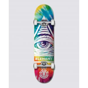 Skateboardový komplet Element EYE TRIPPIN RAINB