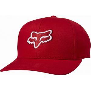 Kšiltovka Fox Youth Legacy Flexfit Hat Chilli