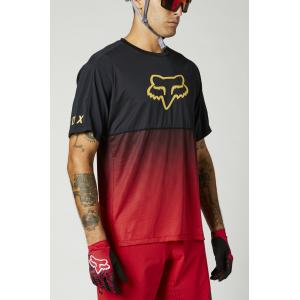 Pánský cyklodres Fox Flexair Ss Jersey Chilli