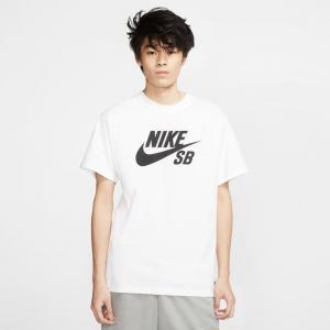 Tričko Nike SB TEE LOGO white/black