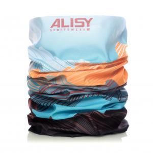 Nákrčník Alisy MOUNTAINS Blue