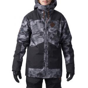 Zimní bunda Rip Curl POW JKT  STEEL GREY