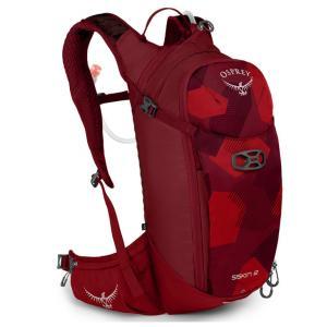 Batoh Osprey SISKIN 12 molten red