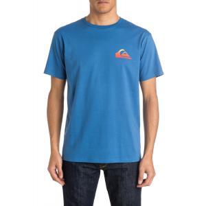 Tričko Quiksilver Classic TEE everyday blend federal blue