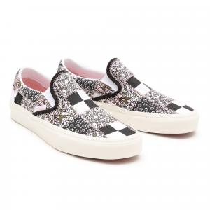 Boty Vans Classic Slip-On (Patchwork Floral) multi/marshmallow