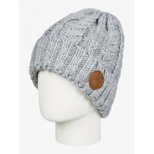 Čepice Roxy TRAM BEANIE HEATHER GREY