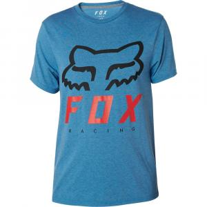 Tričko Fox Heritage Forger SS Tech Tee Heather Blue
