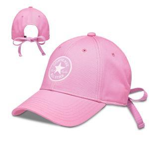 Kšiltovka Converse Tie Back Baseball HPS Peony Pink