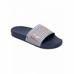 Pantofle Roxy SLIPPY II BLUE INDIGO