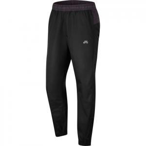 Tepláky Nike SB HBR TRACK PANT black/off noir/vast grey
