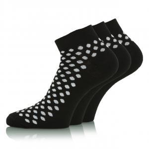 Ponožky Funstorm Secra 3 pack black