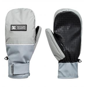 Rukavice DC FRANCHISE SE MITT NEUTRAL GRAY
