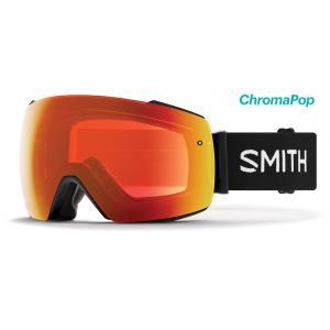 Lyžařské brýle Smith I/O MAG                   BLACK-ChromaPop Everyday Red Mirror