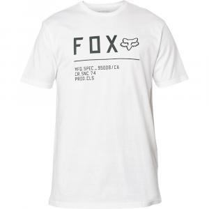 Tričko Fox Non Stop Ss Premium Tee Optic White