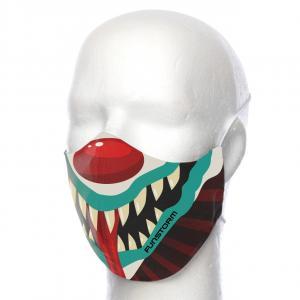 Rouška Funstorm Clown Black