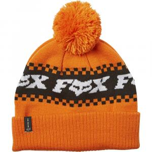 Čepice Fox Overkill Beanie Orange Flame