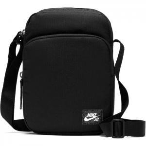 Taška Nike SB HERITAGE CROSSBODY black/black/white