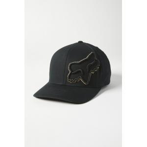 Kšiltovka Fox Episcope Flexfit Hat Black/Yellow