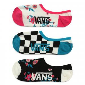 Ponožky Vans BEAUTY FLORAL CANOODLE 3 PACK Multi