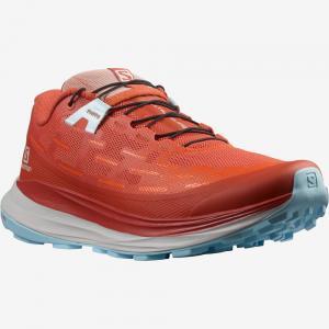 Běžecké boty Salomon ULTRA GLIDE W Mecca Orange/Red Orange/Crystal Blue