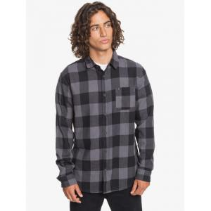 Košile Quiksilver MOTHERFLY FLANNEL IRONGATE MOTHERFLY