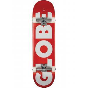 Skateboardový komplet Globe G0 Fubar Red/White