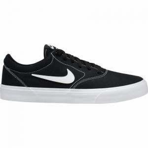 Boty Nike SB CHARGE CNVS black/white-black-gum light brown