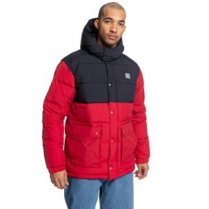 Zimní bunda DC STRAFFEN CHILI PEPPER
