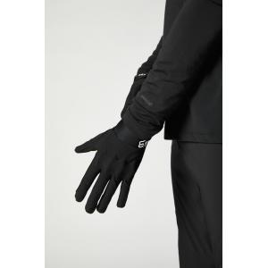 Cyklistické rukavice Fox Defend D3OR Glove Black