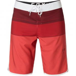 Koupací šortky Fox Step Up Stretch Boardshort Rio Red