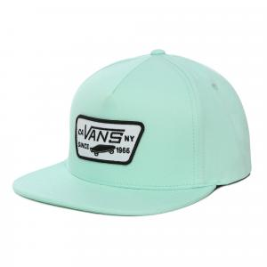 Kšiltovka Vans FULL PATCH SNAPBACK BAY