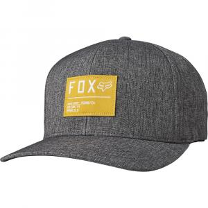 Kšiltovka Fox Non Stop Flexfit Hat Black/Yellow