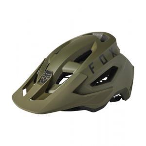 Cyklistická helma Fox Speedframe Helmet Mips Ce Olive Green