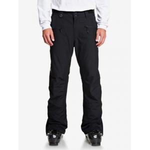 Snowboardové kalhoty Quiksilver BOUNDRY PT BLACK