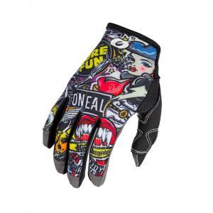 Cyklistické rukavice Oneal MAYHEM Glove CRANK II multi