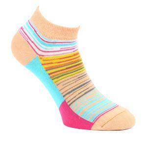 Ponožky Funstorm Belax peach