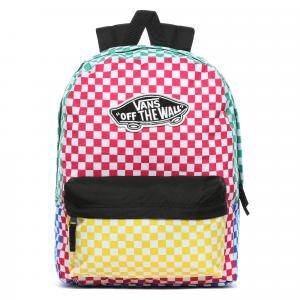 Batoh Vans REALM BACKPACK CHECKER BLOCK