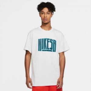 Tričko Nike SB TEE FORCE vast grey