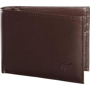 Peněženka Fox BIFOLD LEATHER WALLET BROWN