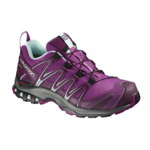 Běžecké boty Salomon XA PRO 3D GTX W Hollyhock/Dark Purple/Eggshell