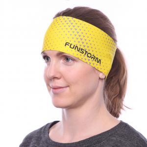 Čelenka Funstorm LOCU yellow