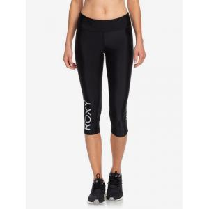 Legíny Roxy BRAVE FOR YOU CAPRIS TRUE BLACK