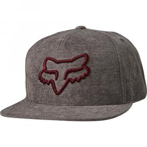Kšiltovka Fox Instill Snapback Hat Grey/Red